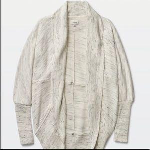 🌸 Wilfred (Aritzia) Diderot Sweater Heather Grey